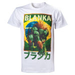 Street Fighter Iv Streetfighterwhite Blanka Character T-Shirt
