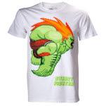 Street Fighter Iv Streetfighter White Blanka Shirt T-Shirt