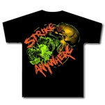 Strike Anywhere Spew Black T-Shirt