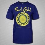Such Gold Gold Sun Navy T-Shirt