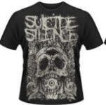Suicide Silence Death Of Cyclops T-Shirt