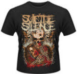 Suicide Silence Love Lost T-Shirt