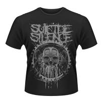 Suicide Silence Head Machine T-Shirt
