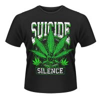 Suicide Silence Leaves Of Three T-Shirt