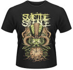 Suicide Silence Time Stealer T-Shirt