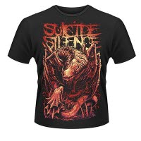 Suicide Silence Us Vs Them T-Shirt