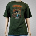 Summer Camp Music Festival Summer Camp 2011 Green T-Shirt