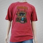 Summer Camp Music Festival Summer Camp 2011 Red T-Shirt