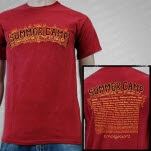 Summer Camp Music Festival Summer Camp 2011 Logo Red T-Shirt