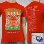 Summer Camp Music Festival Summer Camp Wear The Party Red T-Shirt