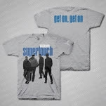 Supertouch Get On Heather Gray T-Shirt