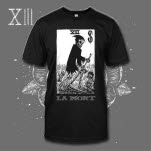 Sworn In La Mort Black T-Shirt