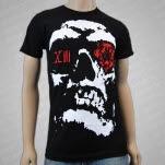 Sworn In Skull Black T-Shirt