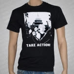 Take Action Tour 1999 Black T-Shirt