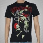 Take Action Skeletor Black T-Shirt