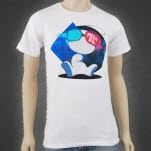 Tasty Network Cryaotic Collaboration White T-Shirt