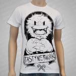 Tasty Network Sinister White T-Shirt