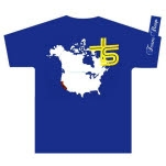 Team Sleep Continent Royal Blue T-Shirt