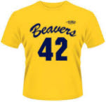 Teen Wolf Beavers 42 T-Shirt