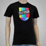 Televisor Shield Black T-Shirt
