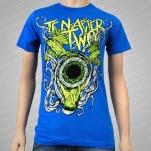 Ten After Two Birds Teal T-Shirt