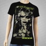 Ten After Two Girl Black T-Shirt