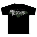 Terror Zach Bird Black T-Shirt