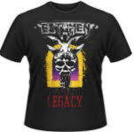 Testament The Legacy T-Shirt