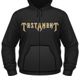 Testament Dark Roots Of Earth Hoodie With Zip