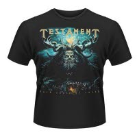 Testament Dark Roots Of Earth T-Shirt