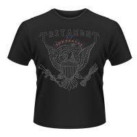 Testament True American Hate T-Shirt