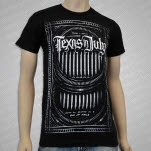 Texas In July Bed Of Nails Black T-Shirt