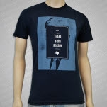 Texas Is The Reason Kennedy Navy T-Shirt
