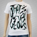 Thats Outrageous 80s Rage White T-Shirt