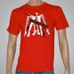 The AKAs Legs Red T-Shirt