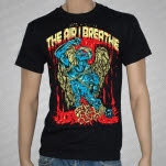 The Air I Breathe Death Angel Black T-Shirt