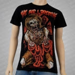 The Air I Breathe Zombiii Black T-Shirt