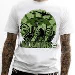 The Alligators Alligators White T-Shirt