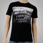 The American Scene Oakland Black T-Shirt