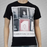 The American Scene Safe For Now Black T-Shirt