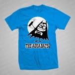 The Aquabats Aquabomber Blue T-Shirt
