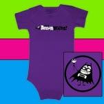 The Aquabats Classic Purple T-Shirt