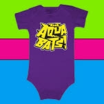 The Aquabats Hi Five Soup Purple T-Shirt