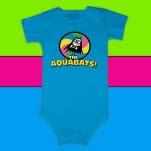 The Aquabats Wheel Aqua T-Shirt