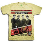 The Beatles 1962 Port Sunlight T-Shirt