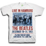 The Beatles 1962 Live in Hamburg T-Shirt