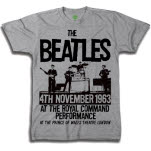 The Beatles Prince of Wales Theatre T-Shirt