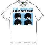 The Beatles Hard Days Night Pastel T-Shirt