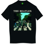 The Beatles Abbey Road And Logo T-Shirt