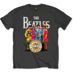 The Beatles Sgt Pepper T-Shirt